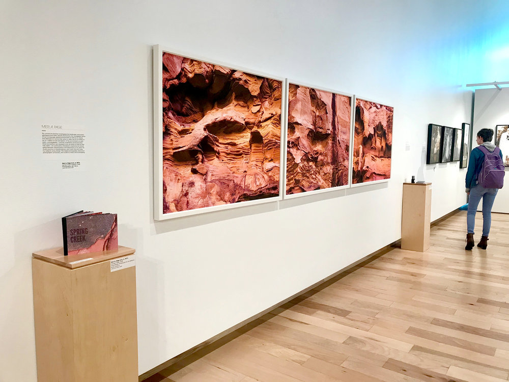 Impact Exhibition at Southern Utah Museum of Art, 2019