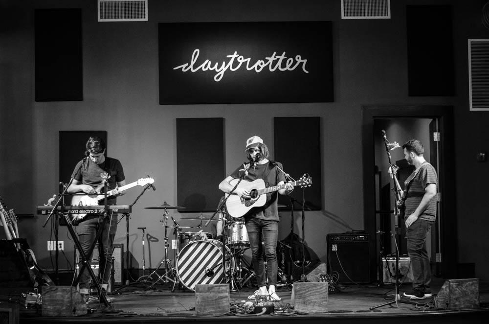 Day 4: Davenport, IA (Daytrotter)