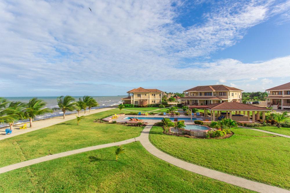 Resort featured: Seiri del mar, hopkins, belize