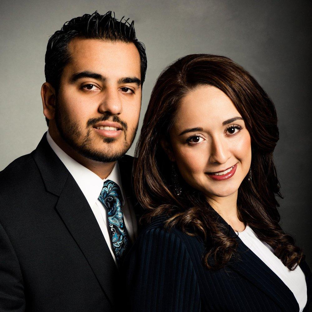 Mo & Sofia Shah