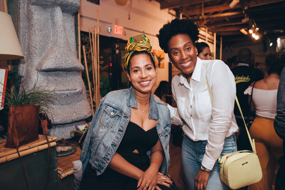 Simmi & Lauren of the Gem Collective