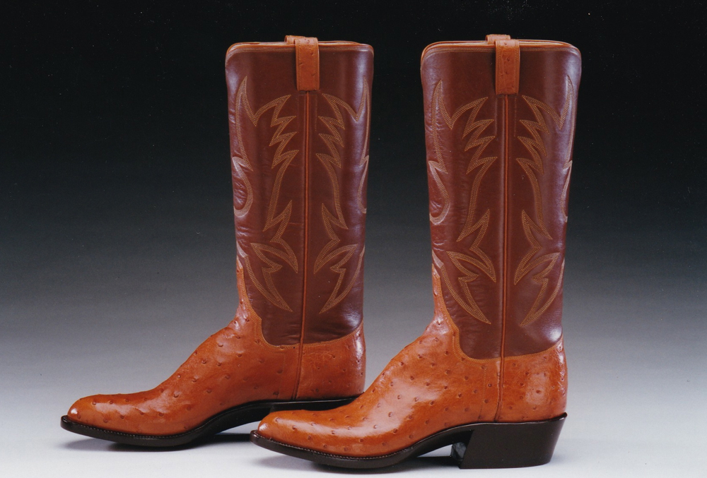 Custom Made Western Boots