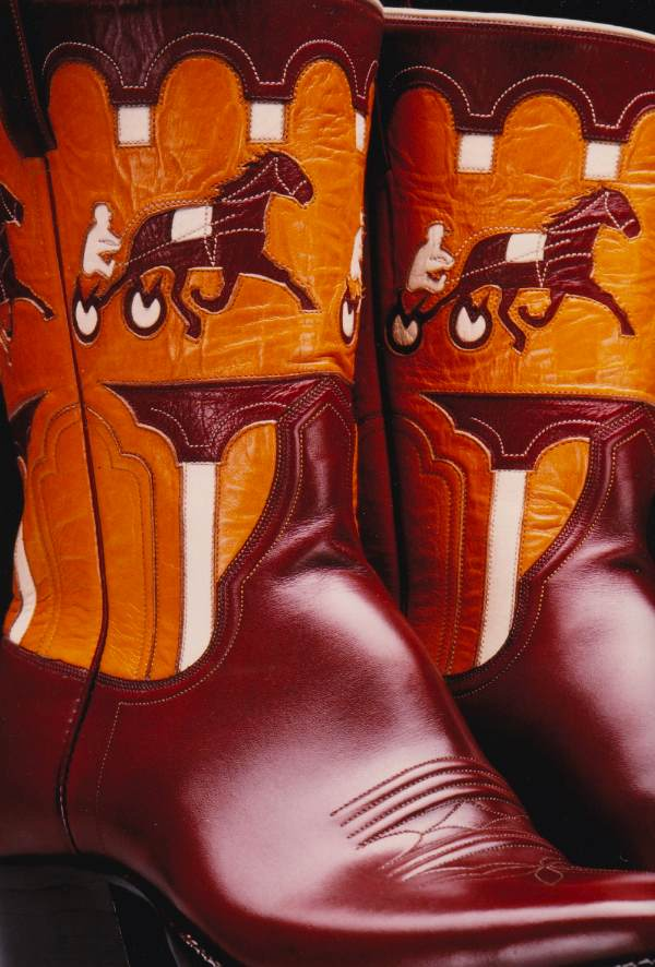Chariot Racer Western Boot