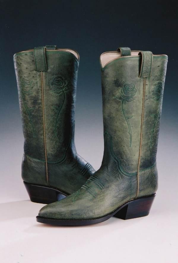Women's Custom Made Western Boots