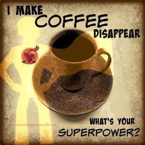 What's your superpower? #cafeneoheros #mycafeneo