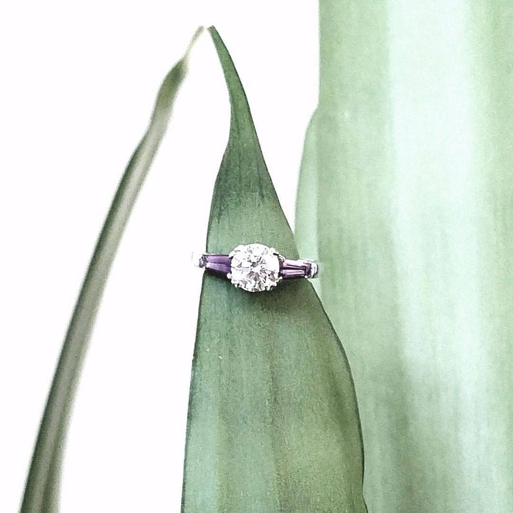 Catalyst Jewelry - Handcrafted in LA, join their movement of socially conscious fashion. They will have handcrafted jewelry, gemstones and related accessories. Thinking of proposing? Ask them to schedule a complimentary bridal line consultation!