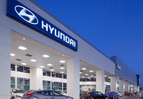 Keyes Hyundai Van Nuys >> Projects Dennis Flynn Architects