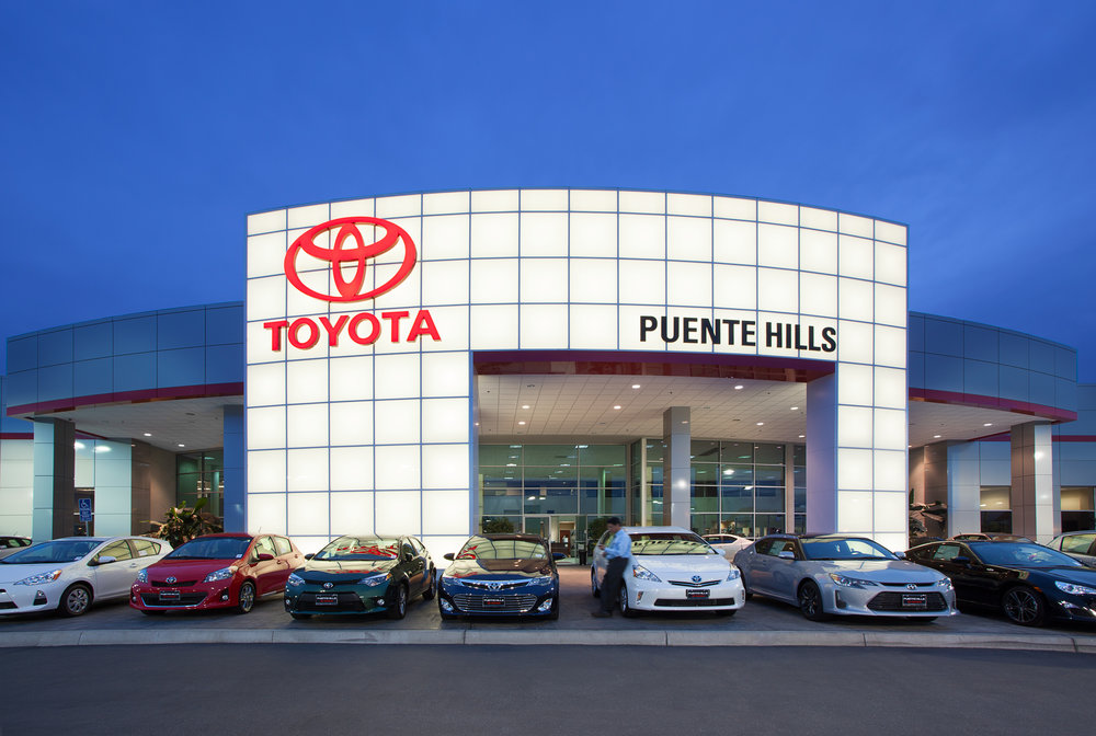 Puente Hills Toyota