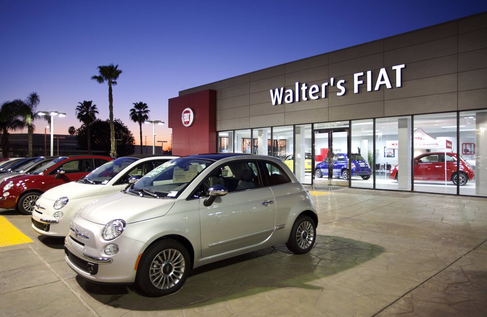 Walter's FIAT