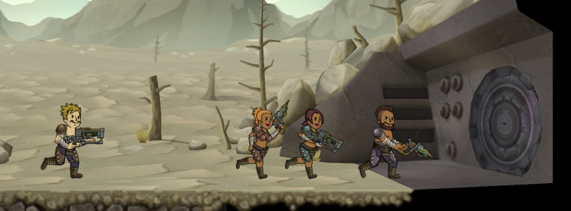 These are some laser-toting punks! They start getting tough later in the game...