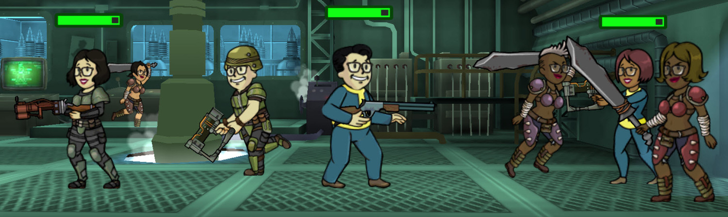 Fallout Shelter on the PC