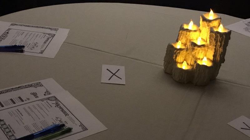 Nice LED candles!