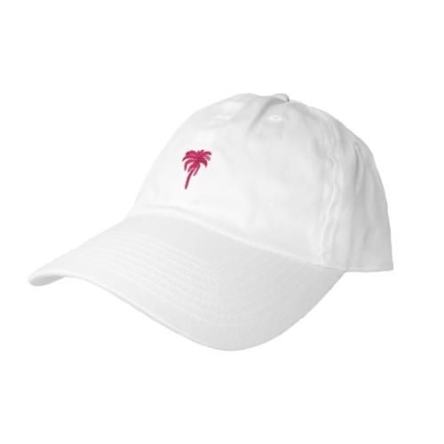 a8bdf1885d8 Palm Tree Papi Hat - Burgundy. white hat side.png