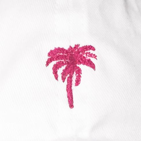 8f847c59d04 Palm Tree Papi Hat - Burgundy — Vacation Apparel
