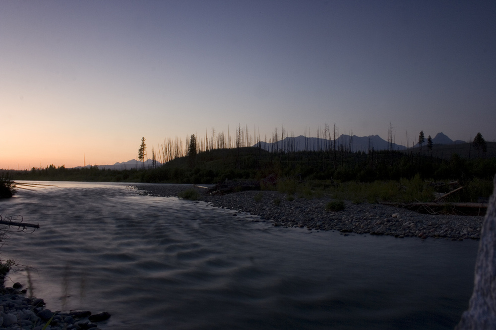 North Fork of the Flathead River | Montana