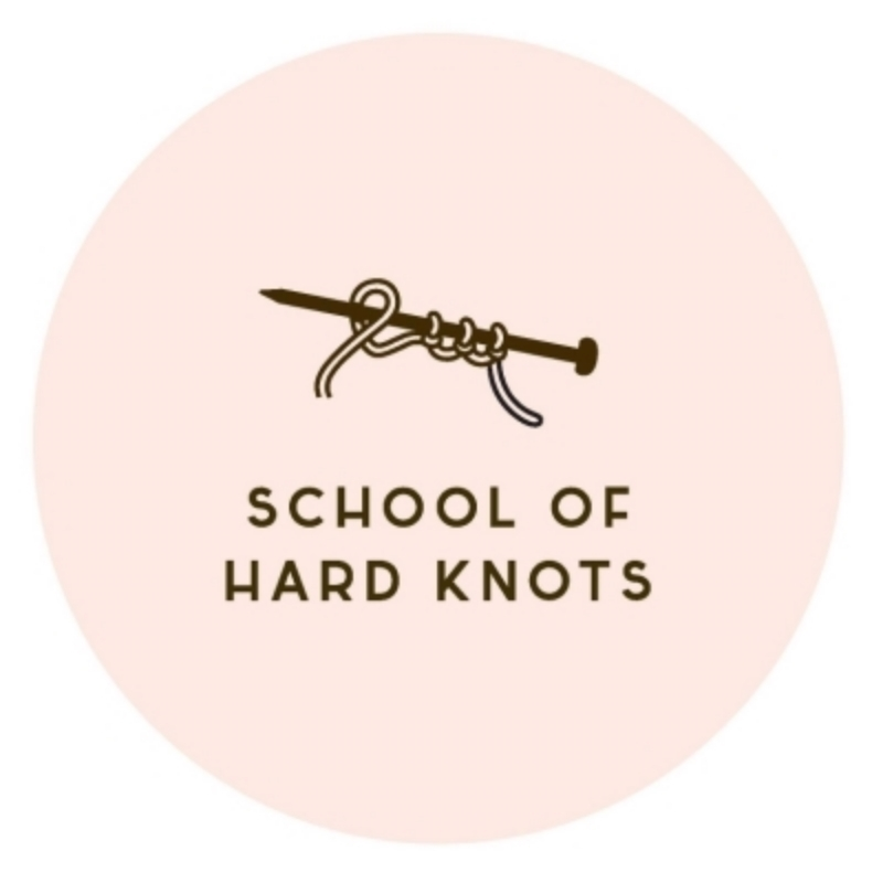 School of Hard Knots
