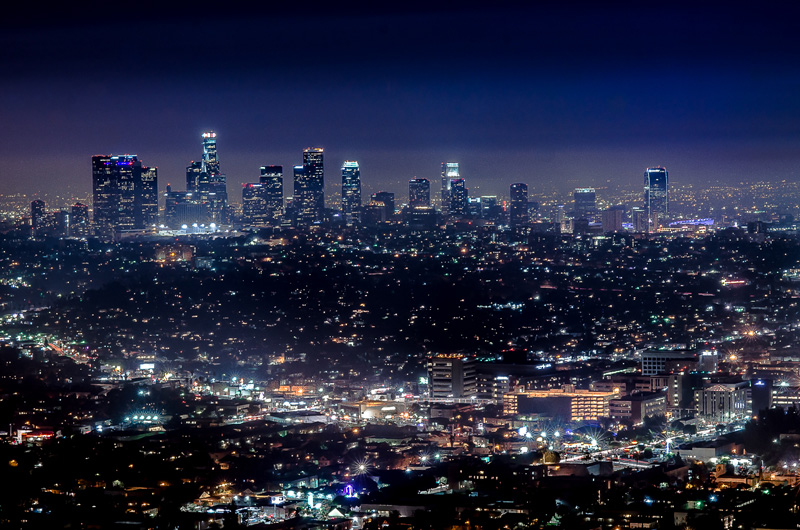 Los Angeles by photographer  Jason Joseph