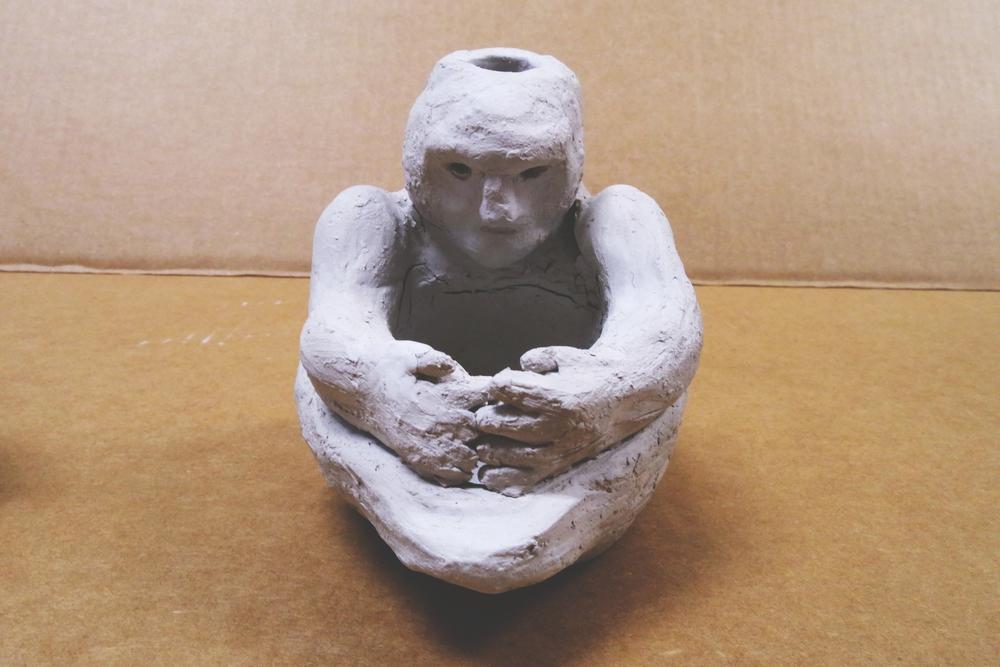 Weeping water vessel