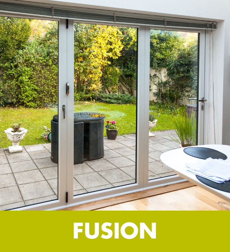 BIFOLDING & SLIDING DOORS   Sliding doors offer many benefits to your home such as maximising the natural light that is coming into your home, ensuring safety, and not interfering with access by folding away neatly.