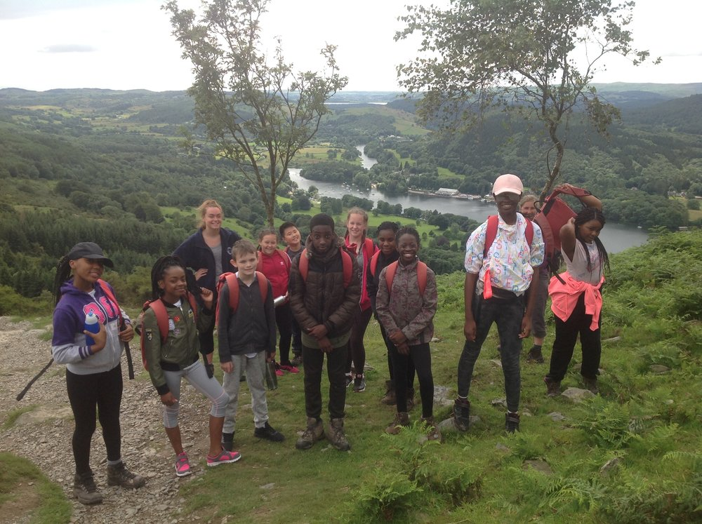 Ghyll Head 2017 - Year 6 Trip