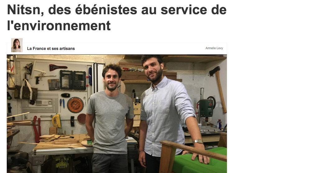 La France et ses artisans, RTL, Juillet 2018