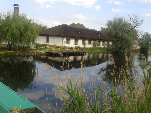 Opțiune de cazare Pensiunea DELTA PARADIS (Murighiol canal Dunavat I)