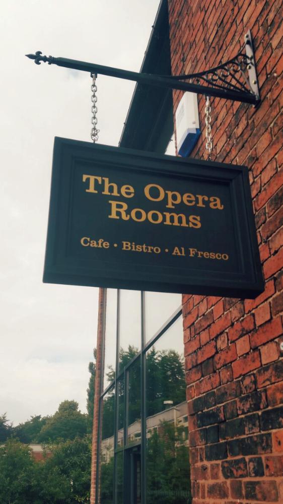 The Opera Tea Rooms in Retford