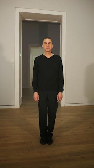 99 Orte - Von der Heydt-Museum /Dancer Jean Laurent Sasportes