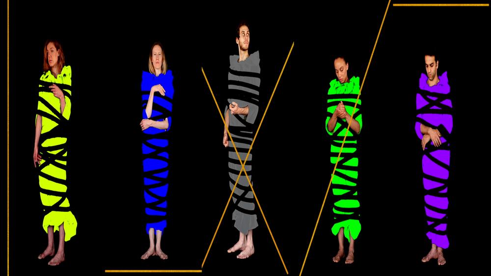 Texture - Emma Barrowman, Gala Moody, Jan Möllmer, Ophelia Young, Ermis Cagdas