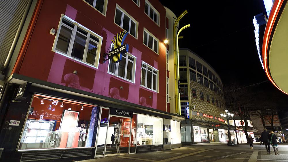 Herzogstr.   Sparda-Bank West, IG-1 / Interessengemeinschaft der Elberfelder Geschäftswelt e.V.