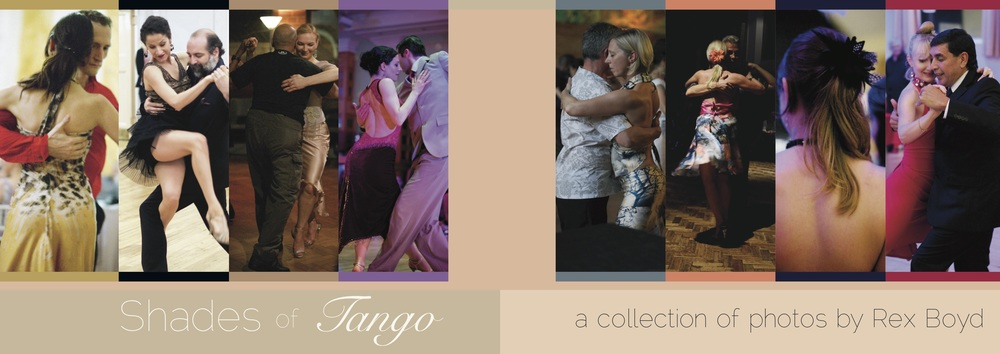 Book Layout of Tango Photographs