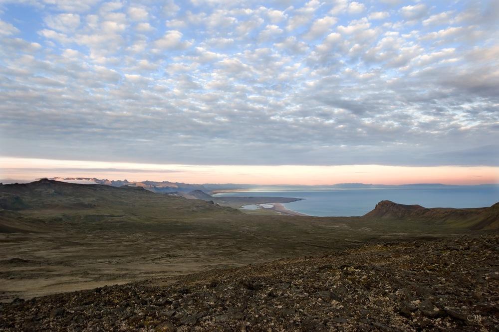 Snæfellsnes peninsula and Snæfellsjökull glacier national park