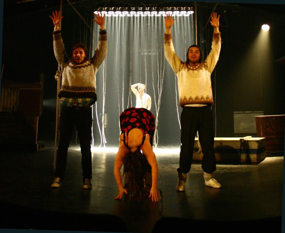 Icelandic theatre
