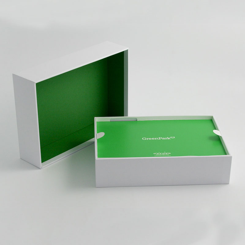 Printed Shoe-Style Box