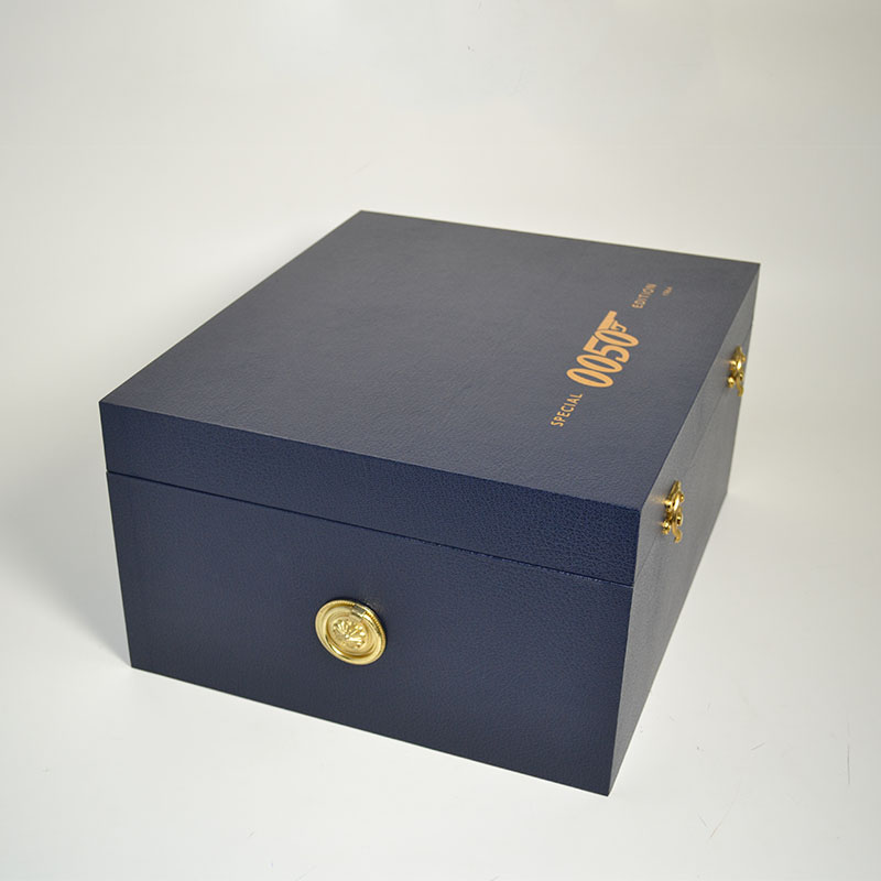James Bond Custom Box