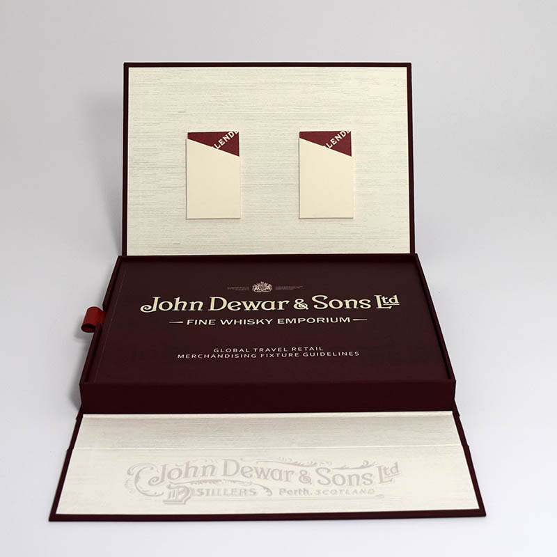 John Dewar & Sons Bespoke Box