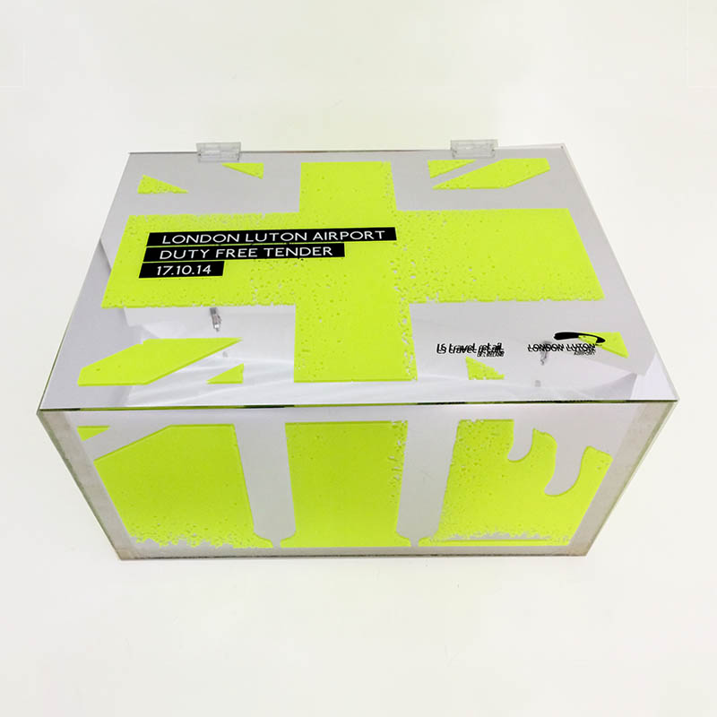 Bespoke Bid Box