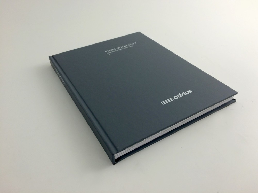 Adidas Case Bound Book