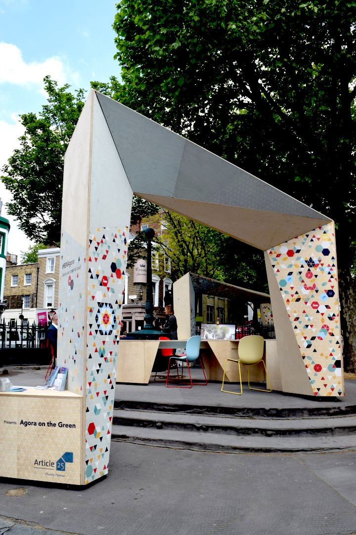 Agora on the Green - CDW2015