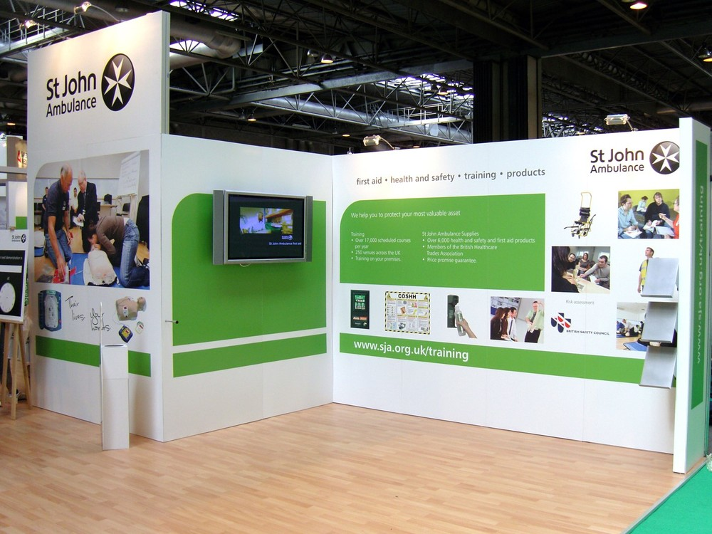 Exhibition Stand London : Exhibition stands london clerkenwell mj group