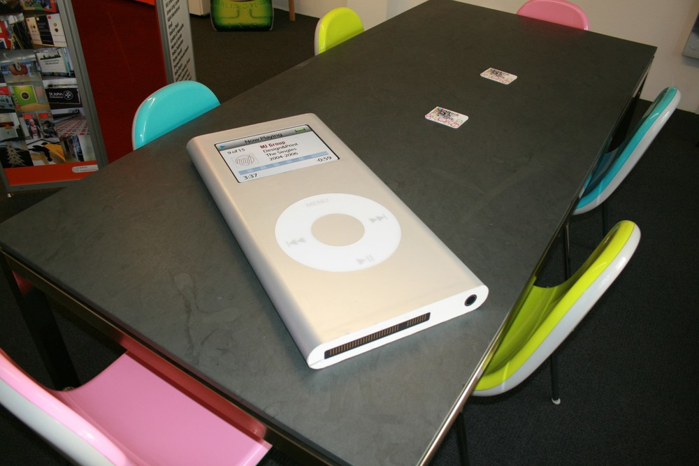 Lifesize ipod