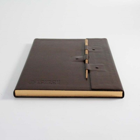 """Leather Binding<a href=""""/leather-binding"""">More →</a>"""