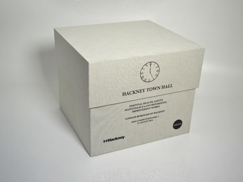 Printed Presentation Box