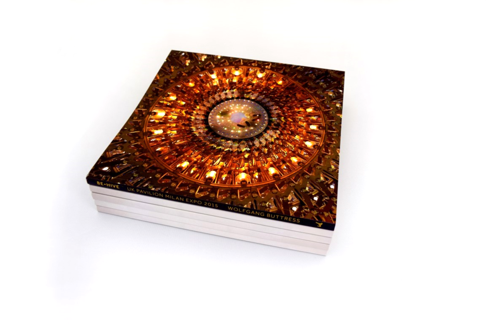 Softback Book Printing - Wolfgang Buttress