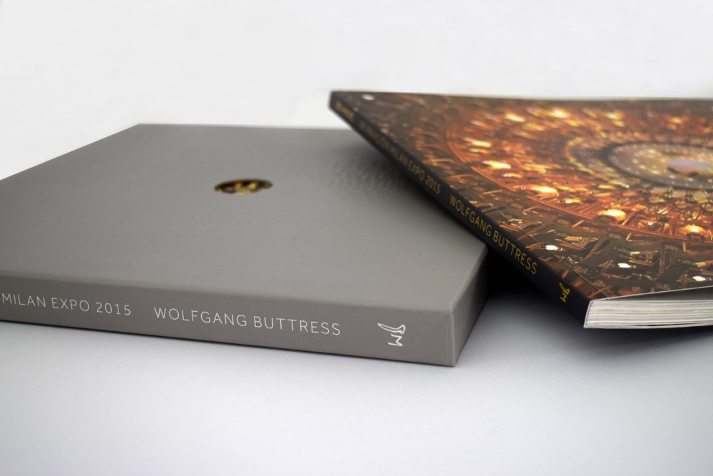Embossed Slip Case and Limited Edition Book