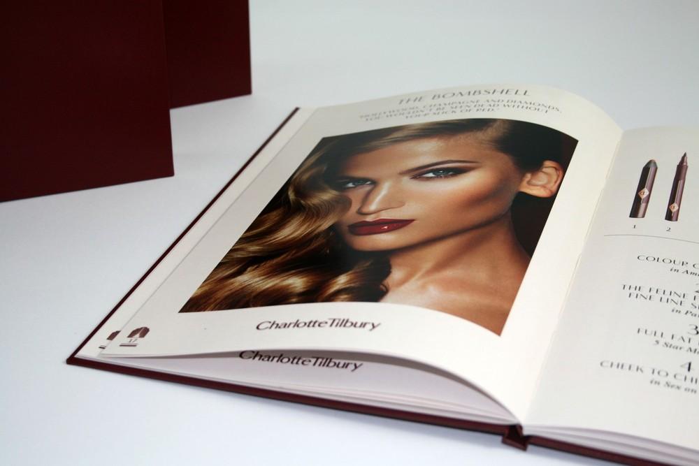 Charlotte Tilbury Books