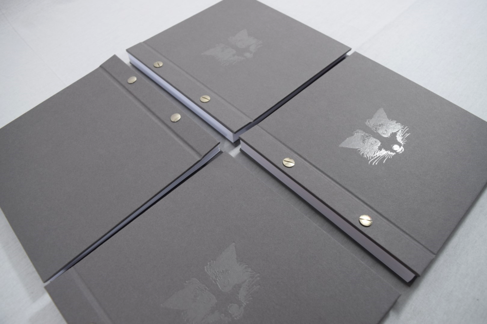 Struthers London Luxury Photo Albums