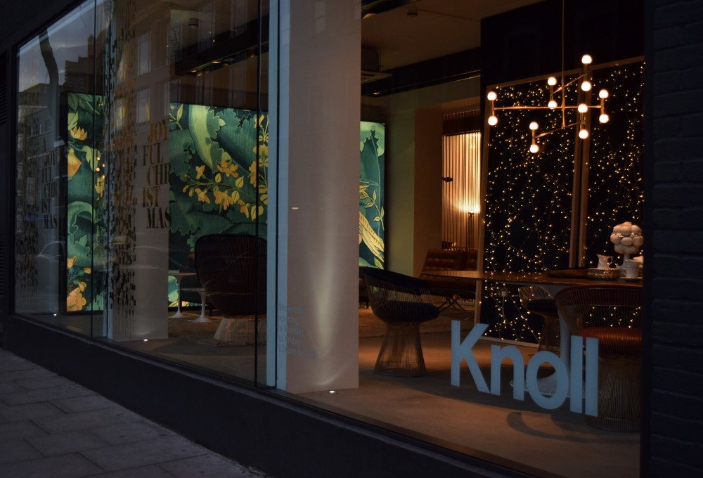 Knoll Window Vinyl