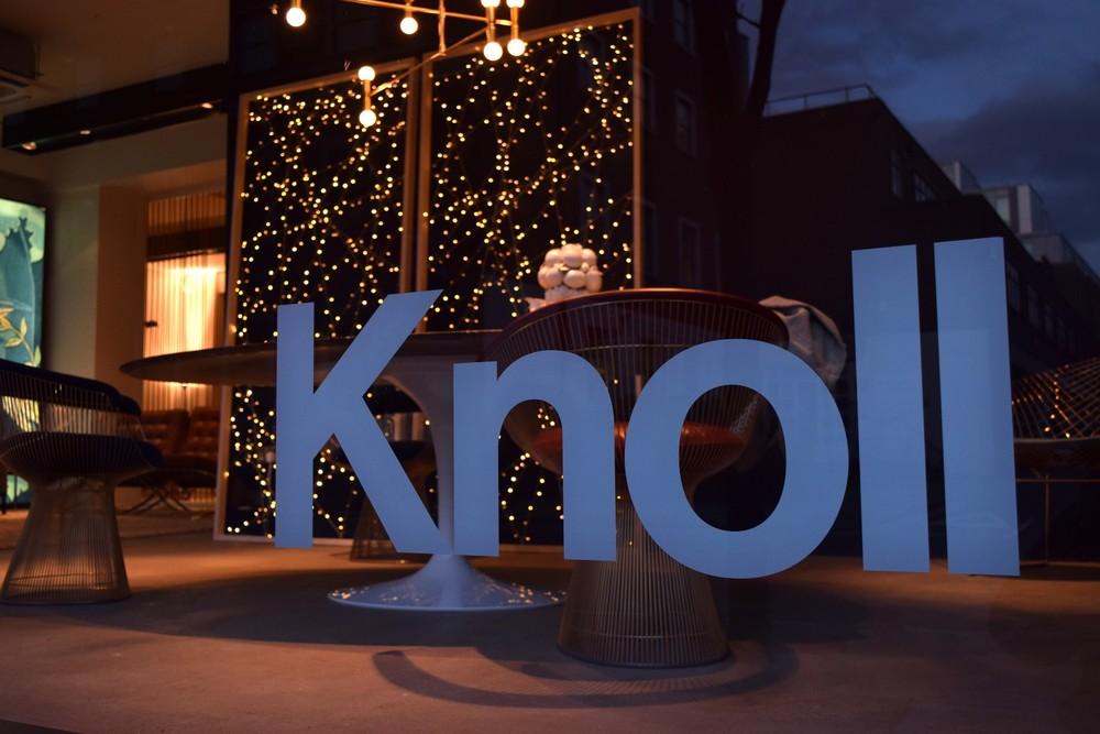 Knoll Vinyl Lettering