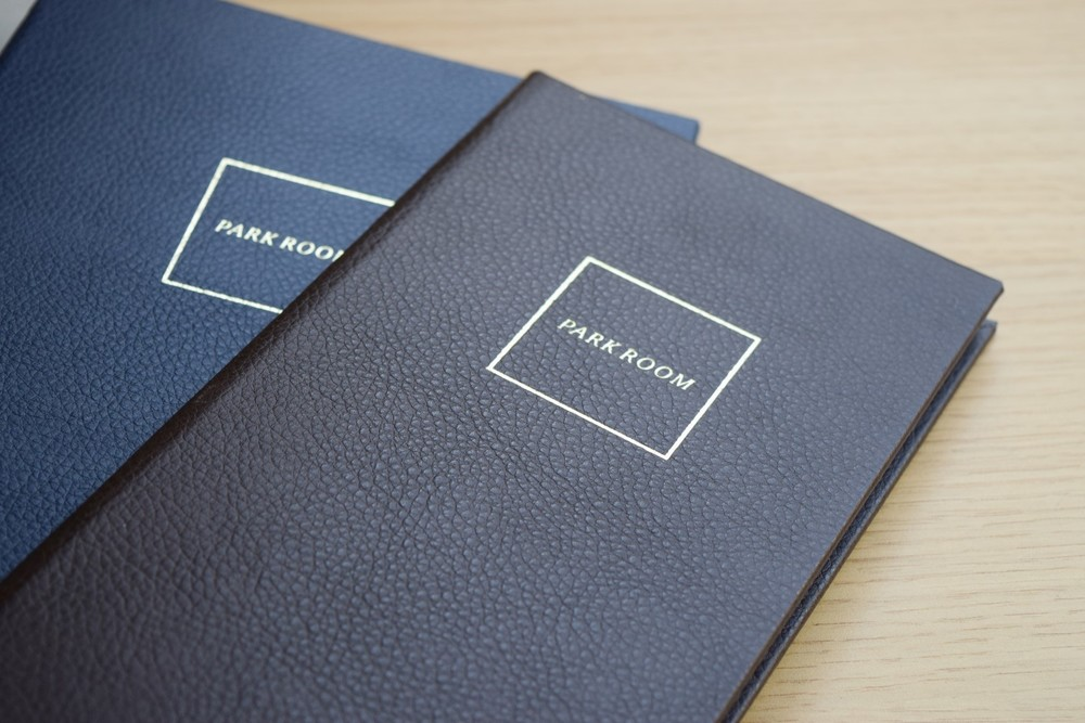 Leather Menu Covers